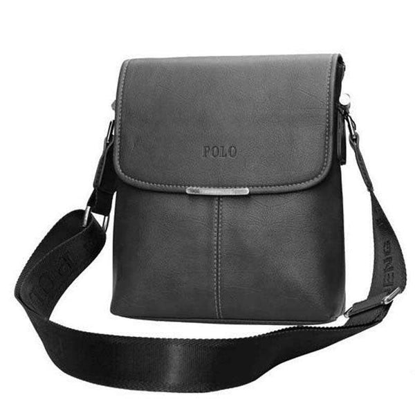 Leather Men Casual Business Bag