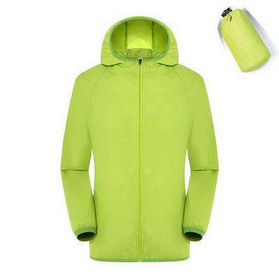 Jacket Waterproof Sun & UV Protection Coats Women