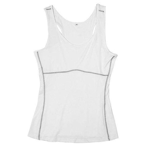 Compression Under Base Wear Womens Sleeveless Tank