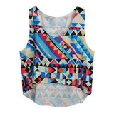 Casual Women Tank Tops Vest Sleeveless