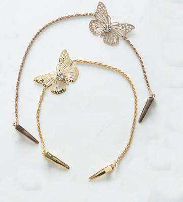 Butterfly Headbands Hairpins Gift for women
