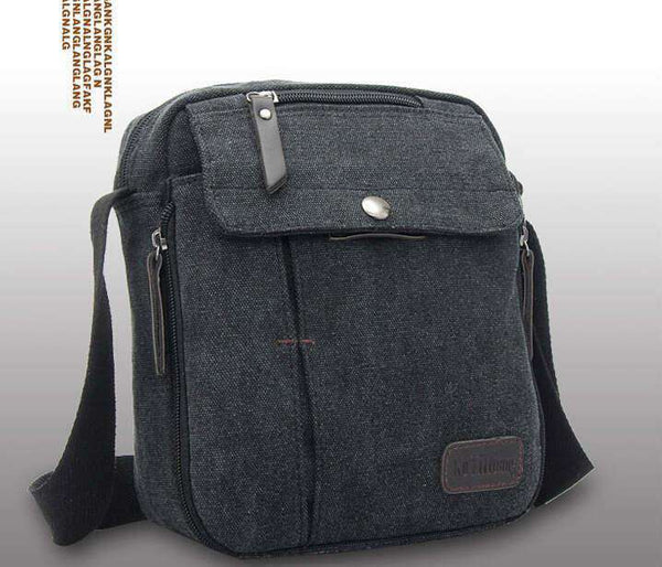 Men's Travel Bag Canvas