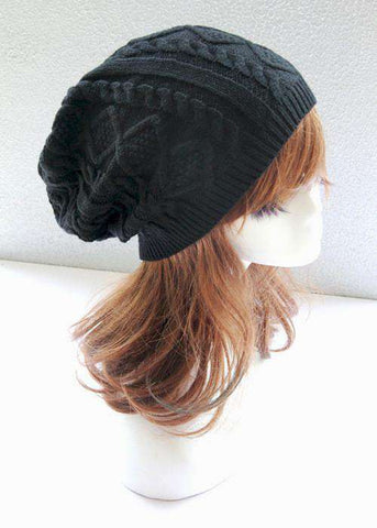 Beanie Knitted Casual Caps For Men & Women