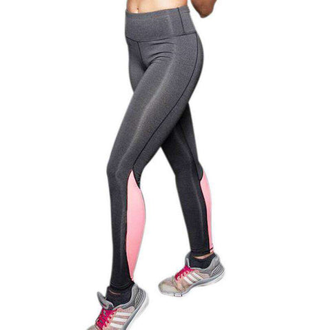 Exercise Tights Sports Elastic Workout Yoga Fitness