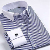 Men's Dress Brand Long Sleeve Shirts
