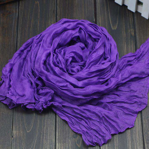 Head Scarf Women's Shawls And kids Scarf