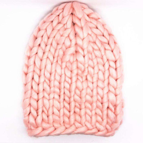 Casual Cotton Acrylic Rushed New Fashion Female Winter Hats