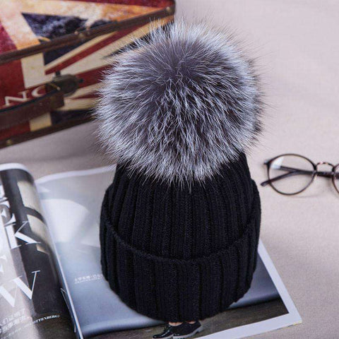 Hats For The Winter With Casual Women's Fur Hat