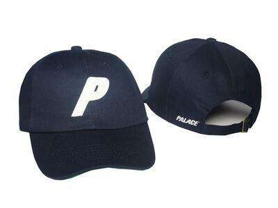 Hats Fashion P Letter Sports Palace For Men & Women