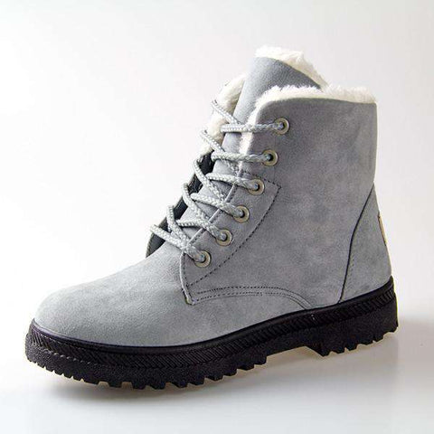 Fashion Ankle Snow Boots for Women