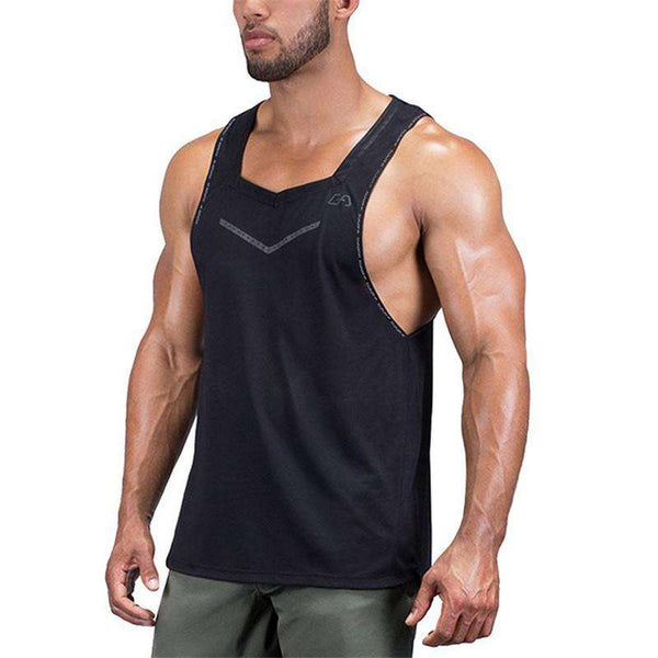 Clothing Fashion  Men Upscale Tank Tops New Design