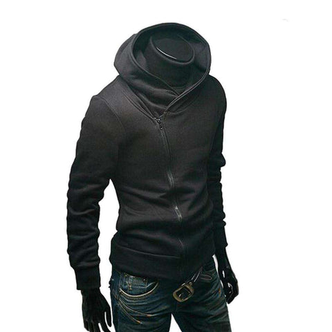 Hoodies Men Jacket Winter Sweatshirt