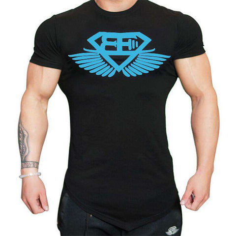 Bodybuilding And Fitness Men Shirts