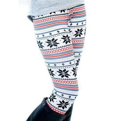 Knitted Leggings Womens Fall Fashion