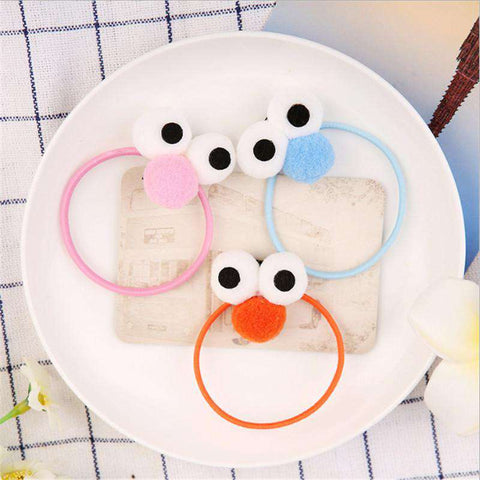 Headband Circle Big Eyes Hair Accessories For Women