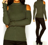 Women Pullovers Knitted Casual Long Sleeve Cashmere
