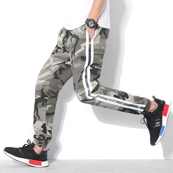 Men's Jogger Autumn Pencil Harem Pants