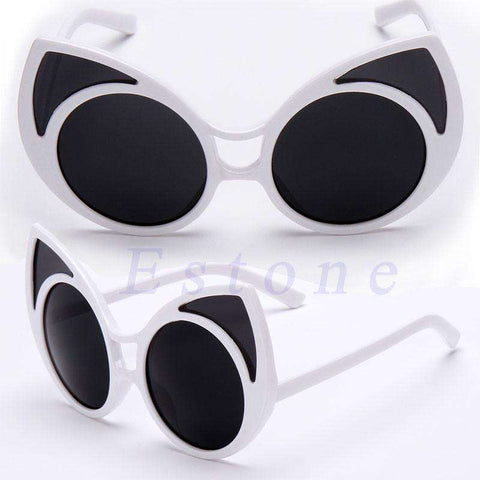 Cat Eye Sunglasses Women Retro Vintage Shades