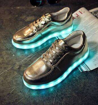 LED Light Up Shoes Women