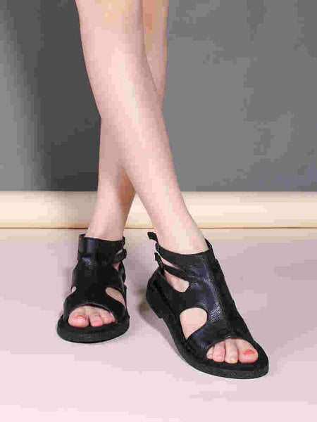 Casual Comfortable Flat Summer Sandals