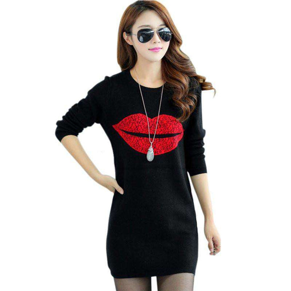 Clothes Women Long Style Hoodies & Sweatshirts Casual