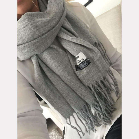 New Luxury Scarf Winter Women