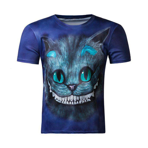 3D T-Shirt Alice In Wonderland