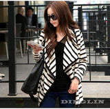 Coat Ladies Long Sleeve Cardigan Coat Women