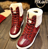Winter Thick Boots Fashion Snow