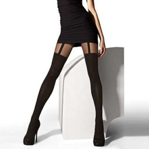 Comfortable Tights Highly Fashionable Stockings Patterned Pantyhose