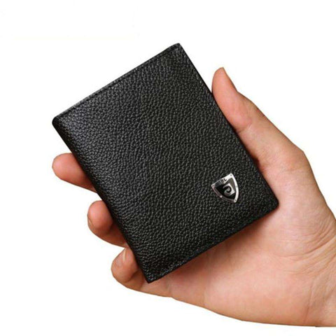 Men's Wallets Genuine Leather Credit Card Holder bag