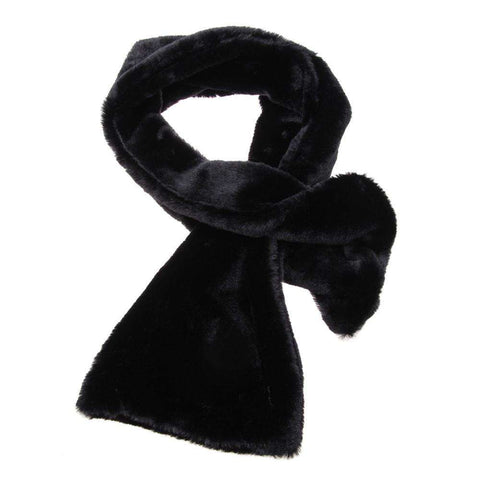 Scarf for Women Men Big Black Thick Winter Scarf