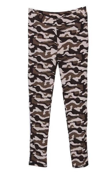 Camouflage Leggings Fitness & Athletic Pants
