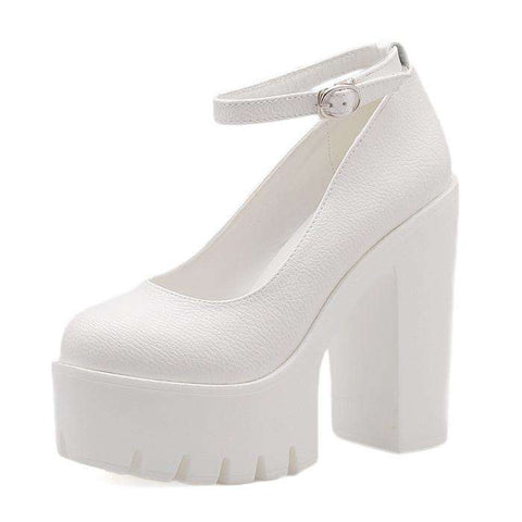 Casual High-Heeled Sexy Shoes women