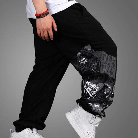 Baggy Hip Hop Pants