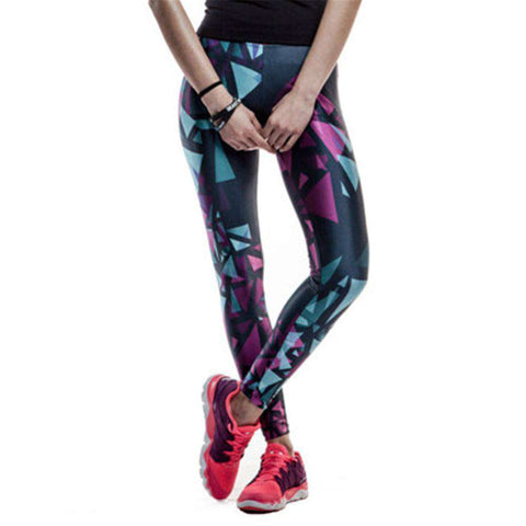 Casual Vintage Women Leggings