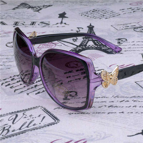 Fashion Sunglasses Big Frame
