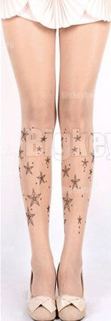 Temptation Sheer Women Pantyhose Tights Stockings