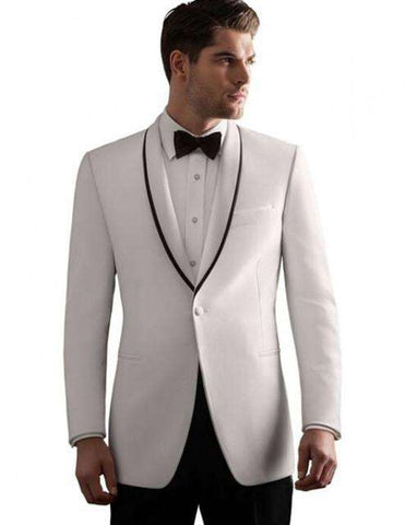 Classic Style Men Dinner Party Prom Suits Casual Blazer