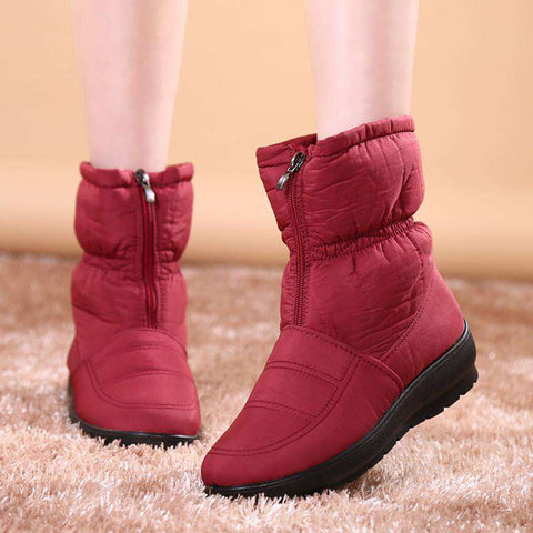 Casual Snow Boots Waterproof for women
