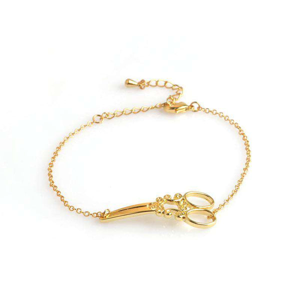 Vintage Charm Wristband Cuff Bangle For Women