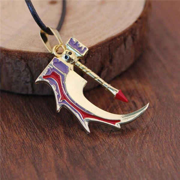 Necklaces For Men Leather Neckless Stainless Steel Nacklace