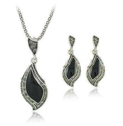 Fashion Sets necklace earring  Jewelry  Free Shipping/Retro Silver Jewelry
