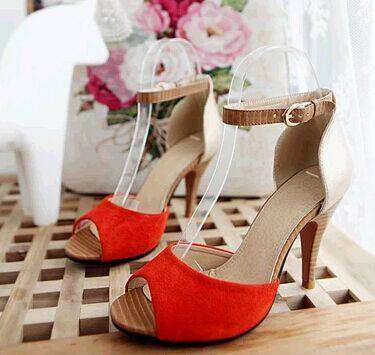 Open Toe Sandals Sexy High-Heeled Women