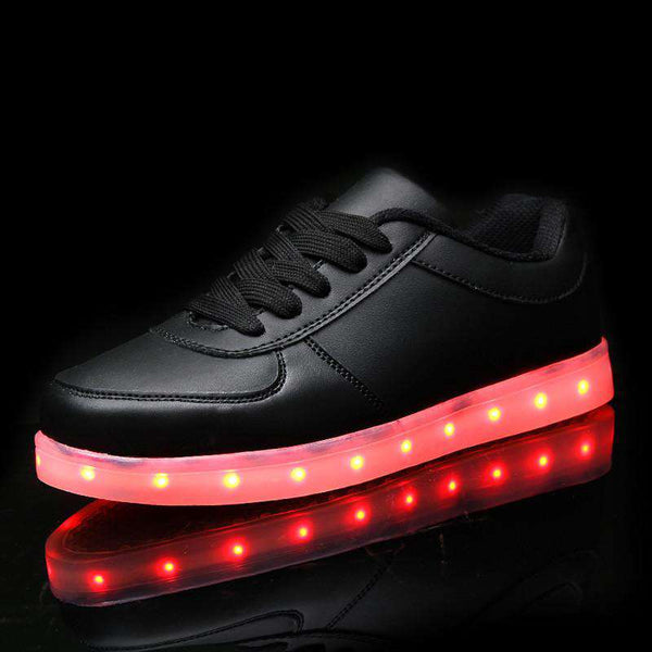 Led light Shoes Women casual