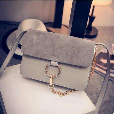 Brand Women Messenger Bags Chains