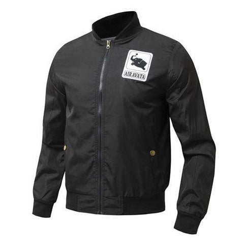 Casual Bomber Jacket Army Waterproof Outerwear for men