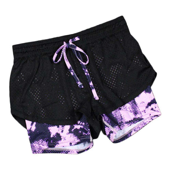 Women Casual Fashion Shorts Vintage