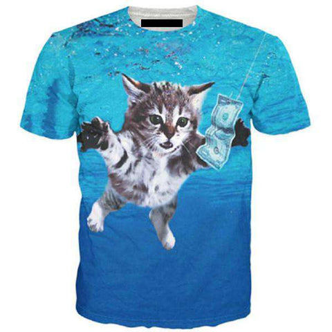 Men 3D T Shirts Fashion