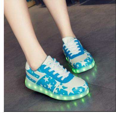 LED Shoes Women